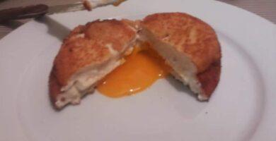 Huevos al Colchon