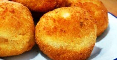 Huevos a la Villaroy