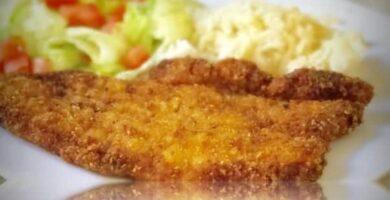 Filetes de pescado empanizados