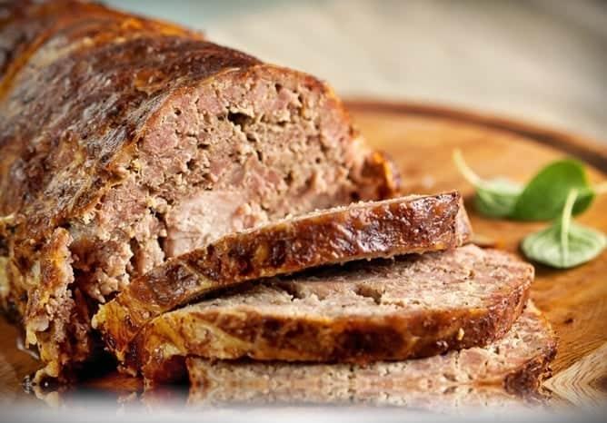 carne mechada al horno