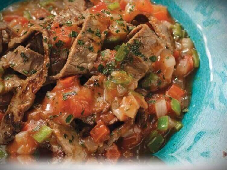 bistec a la maexicana