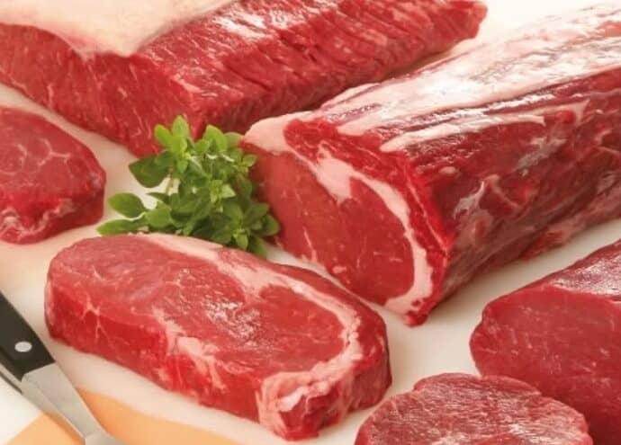Corte de Carne de res