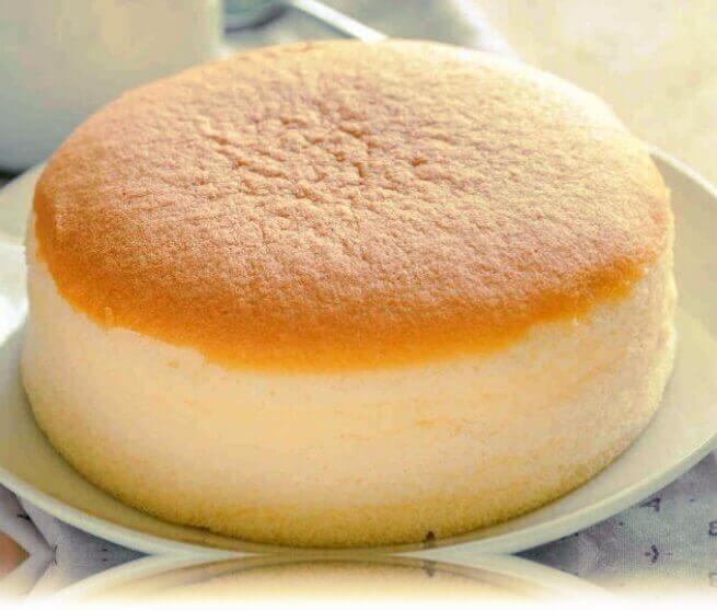 tarta japonesa