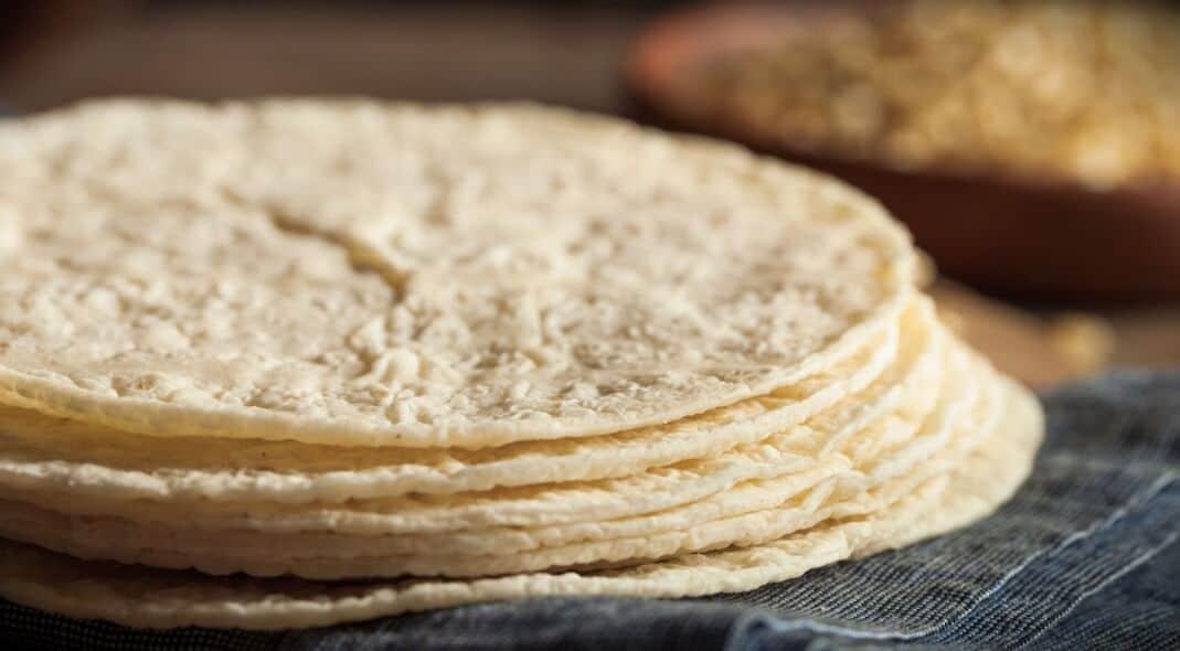 tortillas para tacos