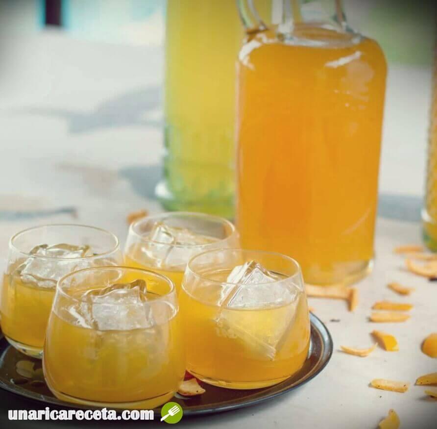 como-hacer-licor-de-naranja