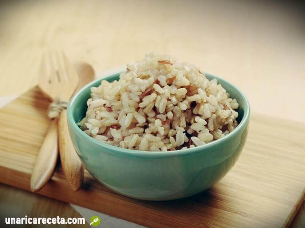 como-hacer-arroz-integral-en-olla-rapida