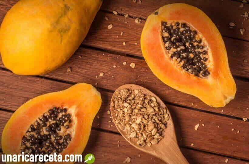 mascarilla-de-papaya-y-avena