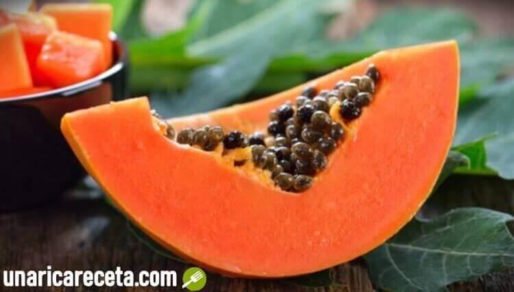 mascarilla-de-papaya-y-azucar-morena