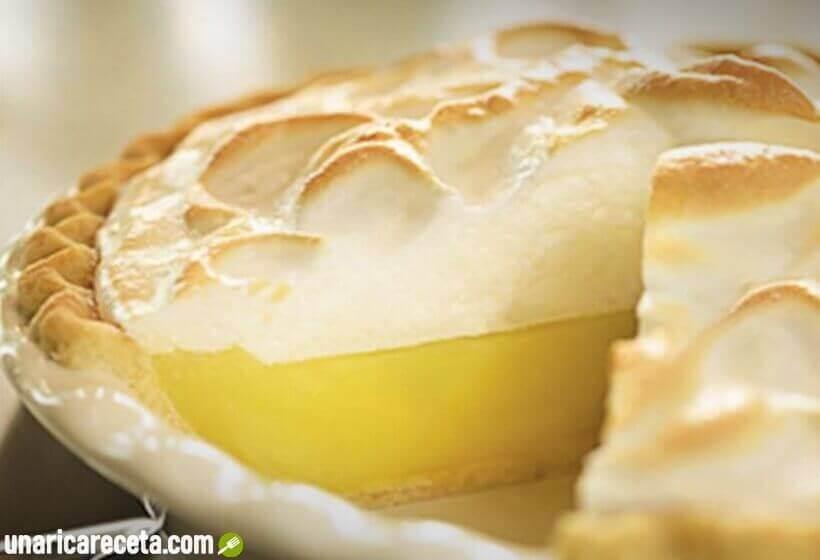 pie-de-limón-con-leche-condensada-receta