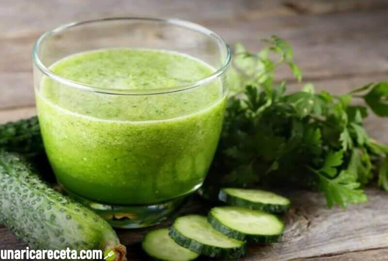 receta-de-batido-verde-para-bajar-el-colesterol