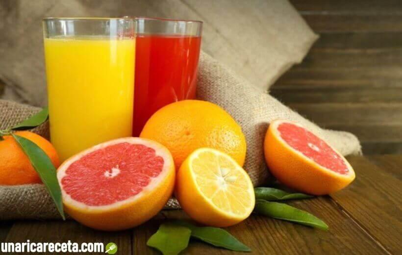 receta-de-jugo-de-toronja-limon-y-naranja